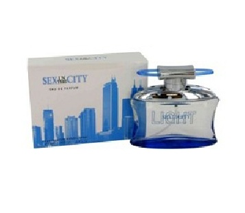 Sex in the City Light Perfume by Instyle 3.4oz Eau De Perfume Spray for women