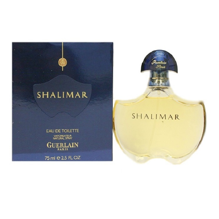 Shalimar Perfume by Guerlain 2.5oz Eau De Toilette spray for Women