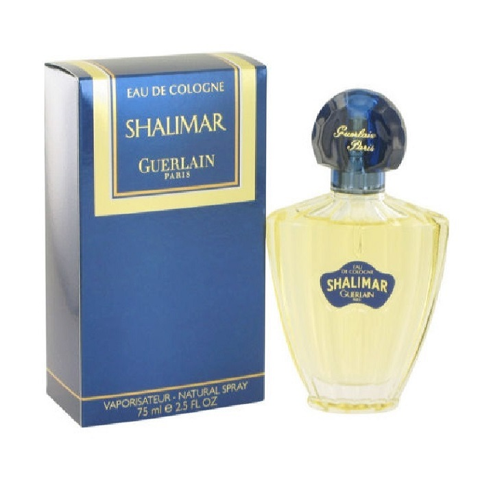 Shalimar Perfume by Guerlain 2.5oz Eau De Cologne spray for women