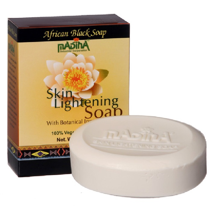 Skin Lightening Soap 4.25oz - Pack of 6 pieces