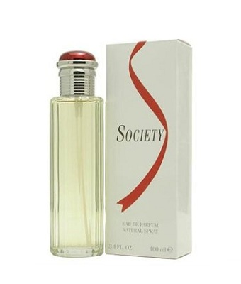 Society Perfume by Society Parfums 3.4oz Eau De Parfum spray for Women