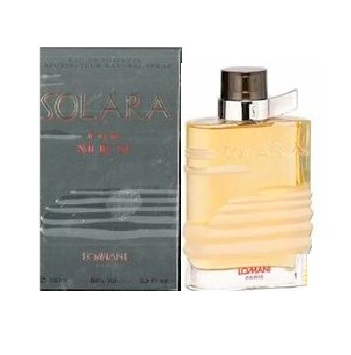 Solara Cologne by Lomani 3.4oz Eau De Toilette spray for Men