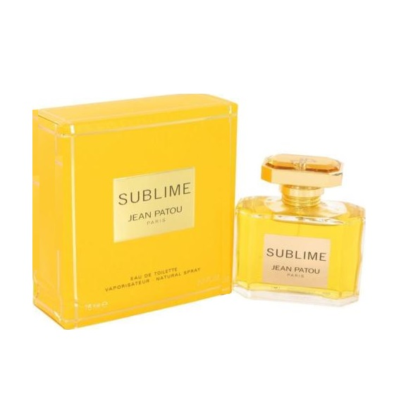 Sublime Perfume by Jean Patou 2.5oz Eau De Toilette spray for Women