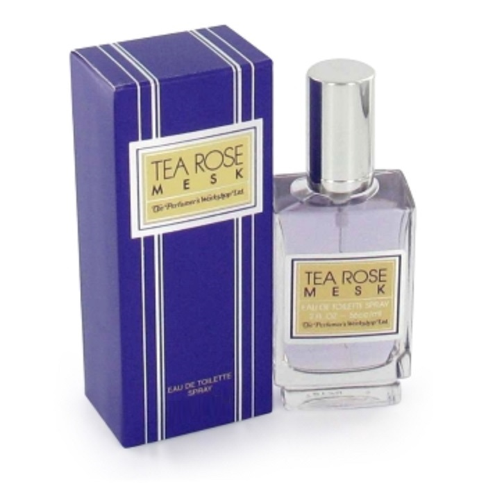 Tea Rose Mesk Perfume