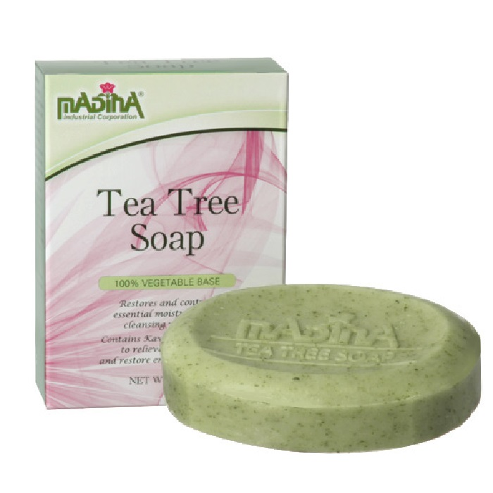 Tea Tree Soap 3.5oz - Pack of 6 pieces