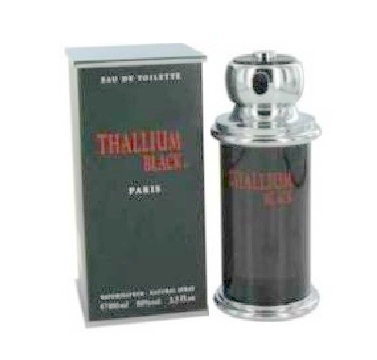 Thallium Black Cologne by Yves de Sistelle 3.3oz Eau De Toilette spray for Men