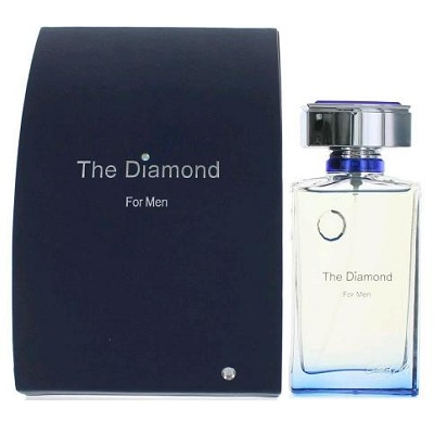 The Diamond Cologne by Cindy Crawford 3.4 oz Eau De Parfum spray for men