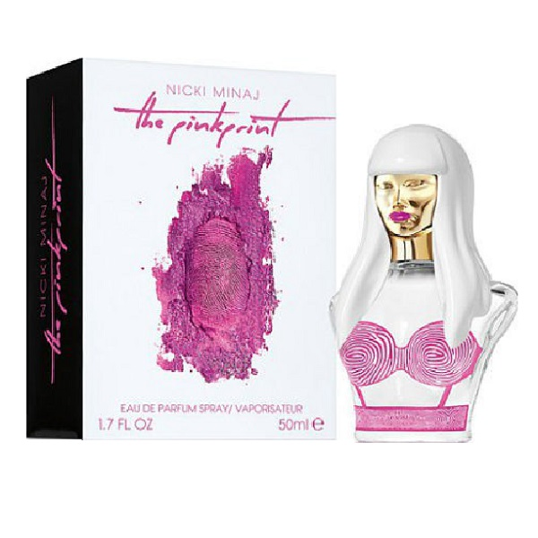 The PinkPrint Perfume
