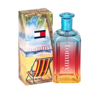 Tommy Summer Cologne (in the beach) by Tommy Hilfiger 3.4oz Cologne spray for Men