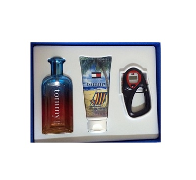 Tommy Summer Gift Set for Men (in the beach)