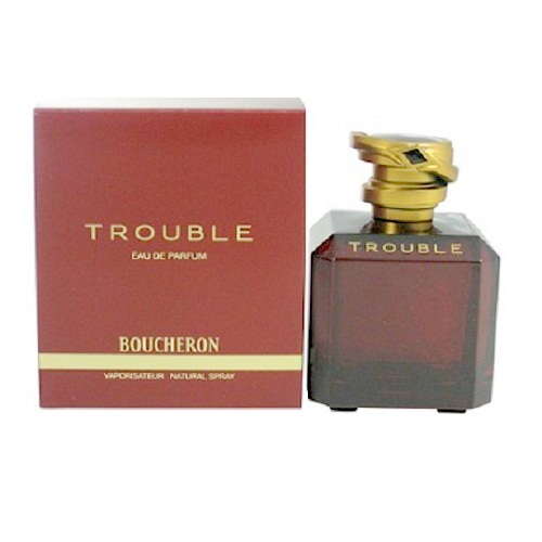 Trouble Perfume by Boucheron 3.4oz Eau De Parfum spray for Women