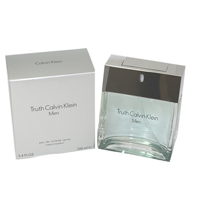 Truth Cologne by Calvin Klein 3.4oz Eau De Toilette spray for Men