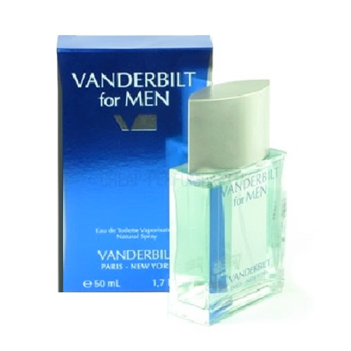 Vanderbilt Cologne by Gloria Vanderbilt 3.4oz Eau De Toilette spray for Men