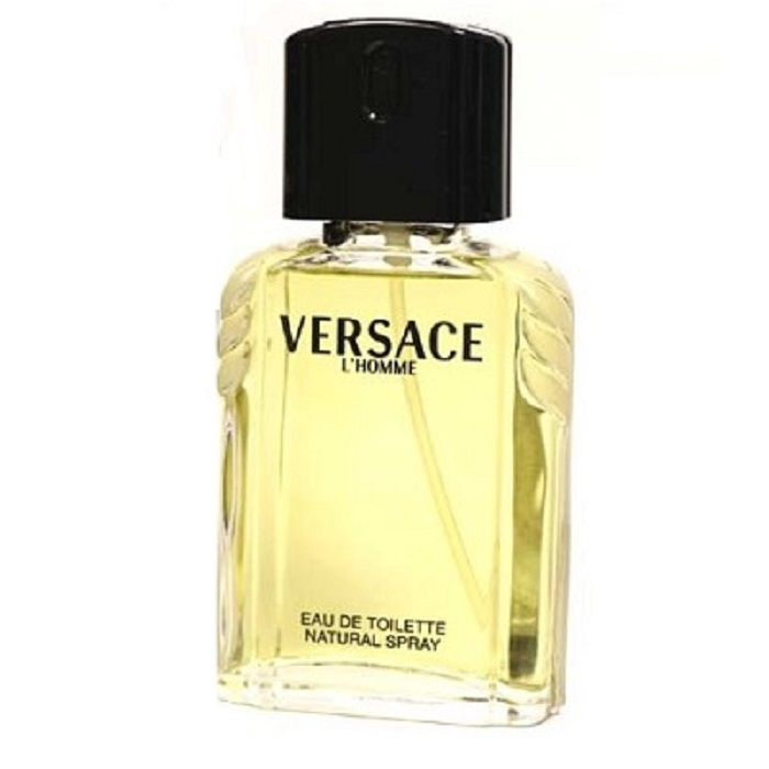 Versace L'Homme Tester Cologne by Versace 3.4oz Eau De Toilette spray for men