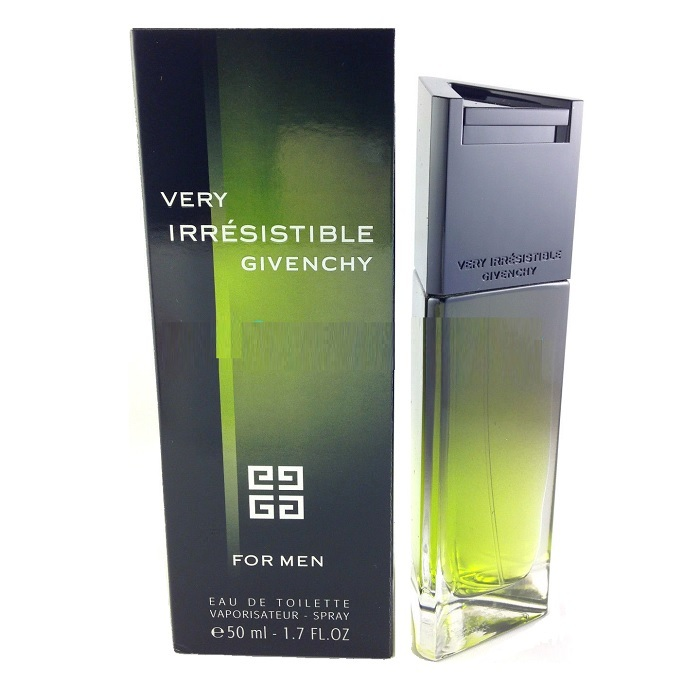 Very Irresistible Cologne by Givenchy 1.7oz Eau De Toilette spray for Men