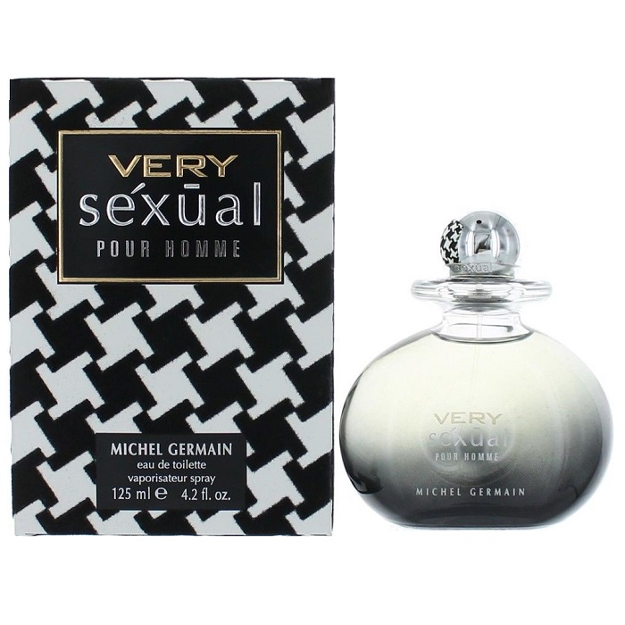 Very Sexual Cologne by Michel Germain 4.2oz Eau De Toilette spray for men