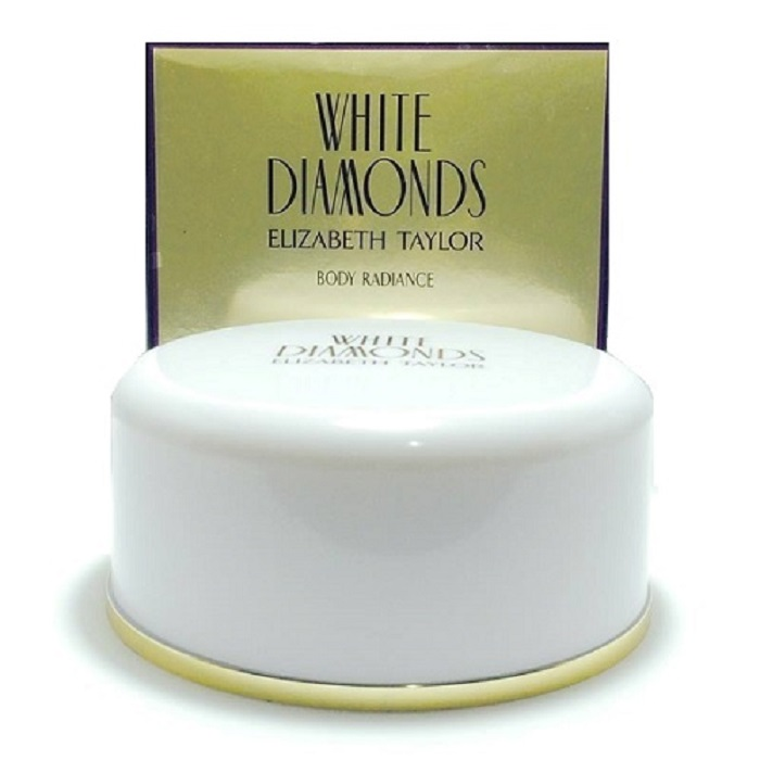 White Diamonds Body Powder by Elizabeth Taylor 2.6oz for Women