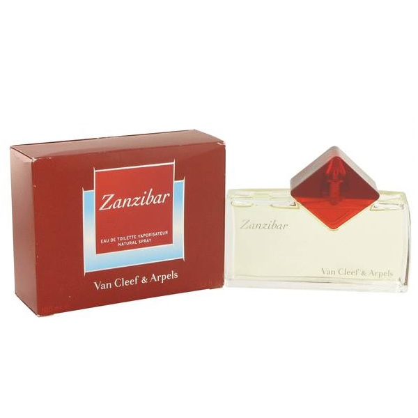 Zanzibar Cologne by Van Cleef and Arpel 3.4oz Eau De Toilette Spray for men
