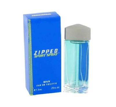 Zipped Sport Cologne