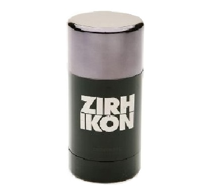 Zirh Ikon Deodorant stick by Zirh International 2.5oz for Men