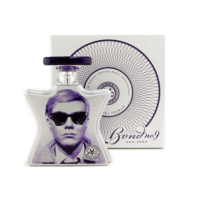 Andy Warhol Bond Perfume