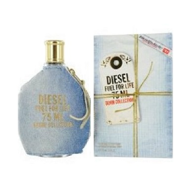 Diesel Fuel For Life Denim Perfume