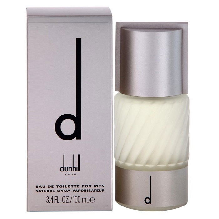d Dunhill Cologne by Alfred Dunhill 3.4oz Eau De Toilette spray for men