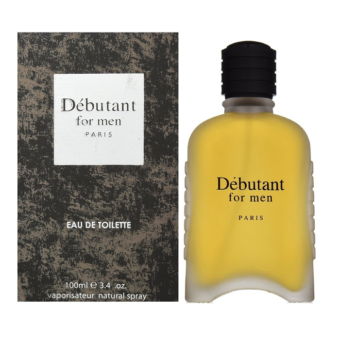 Debutant Cologne by Parfum Debutante 3.4oz Eau De Toilette spray for men