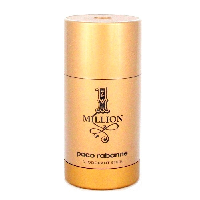 1 Million Deodorant Stick by Paco Rabanne 2.3oz for men