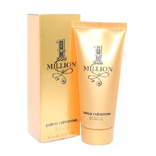 1 Million Shower Gel by Paco Rabanne 3.3oz for men