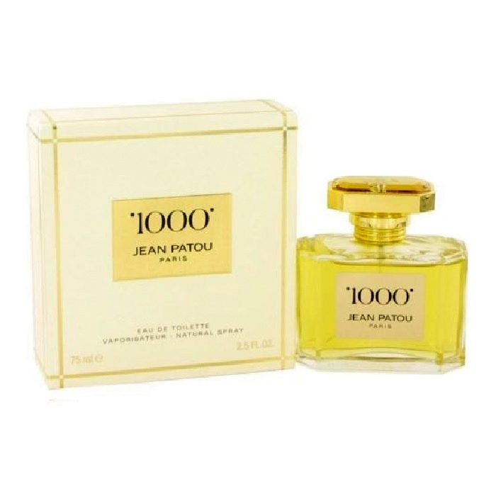 1000 Perfume by Jean Patou 2.5oz Eau de Toilette spray for Women