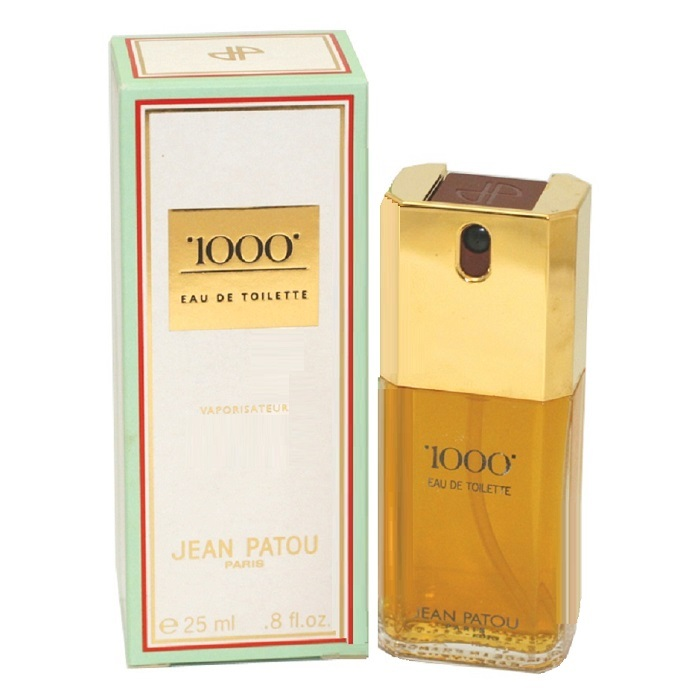 1000 Perfume by Jean Patou 0.8oz / 25ml Eau de Toilette spray for Women