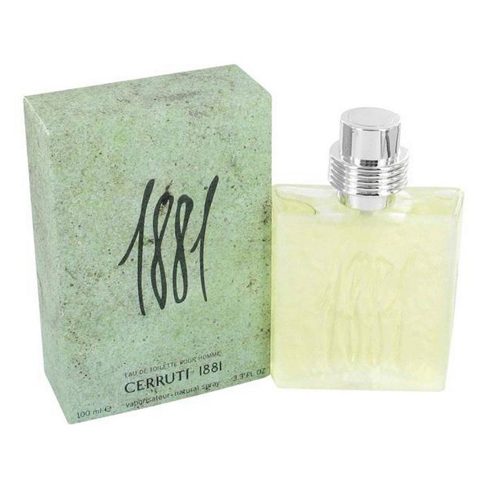 1881 Cerruti Cologne by Nino Cerruti 3.3oz Eau De Toilette spray for men