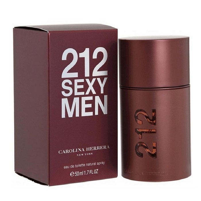 212 Sexy Cologne by Carolina Herrera 1.7oz Eau De Toilette spray for men