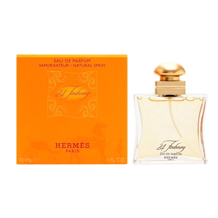 24 Faubourg Perfume by Hermes 1.0oz Eau De Parfum spray for Women