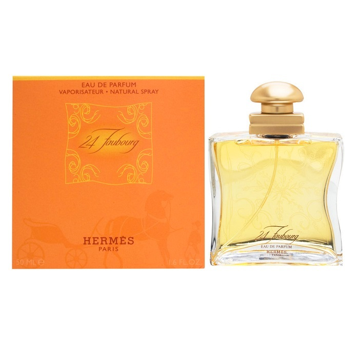 24 Faubourg Perfume by Hermes 1.6oz Eau De Parfum spray for women