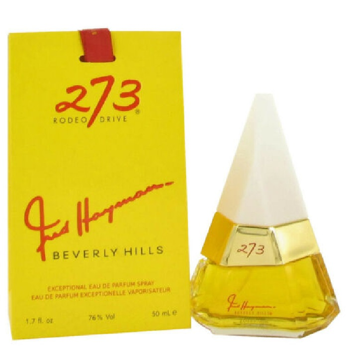 273 Rodeo Drive Perfume by Fred Hayman 1.7oz Eau De Parfum Spray for women
