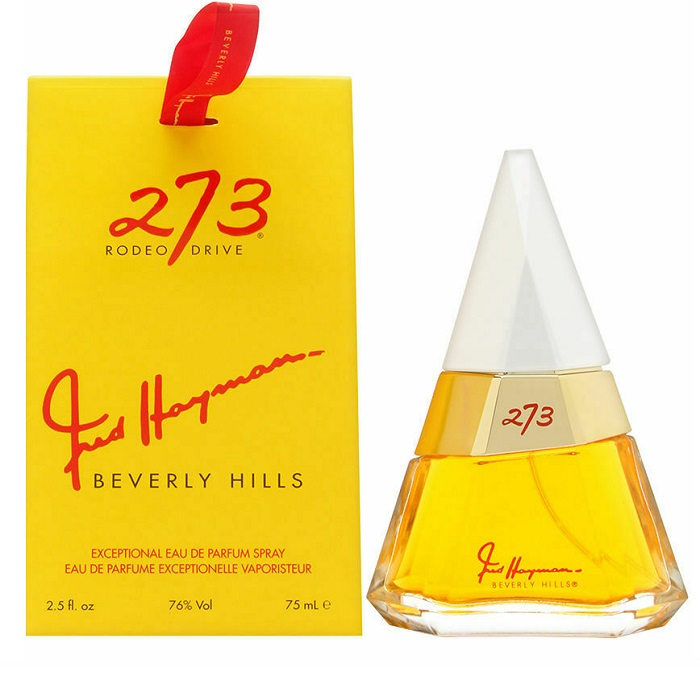 273 Rodeo Drive Perfume by Fred Hayman 2.5oz Eau De Parfum Spray for women