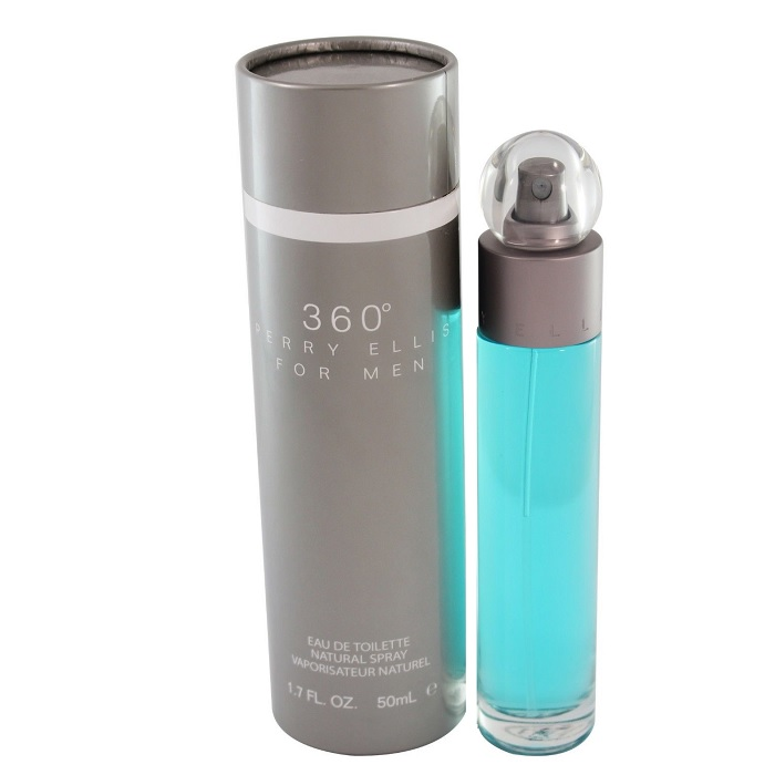 360 Cologne by Perry Ellis 1.7oz Eau De Toilette Spray for men
