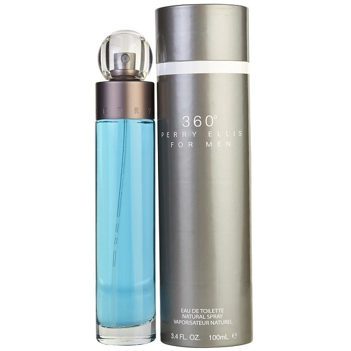 360 Cologne by Perry Ellis 3.3oz Eau De Toilette Spray for men