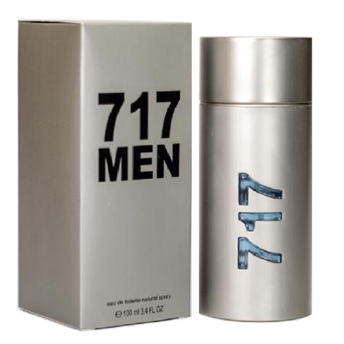 717 Men Cologne by Parfums Rivera 3.4oz Eau De Toilette Spray for men