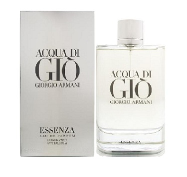 Acqua Di Gio Essenza Cologne by Giorgio Armani 6.08oz Eau De Parfum spray for Men