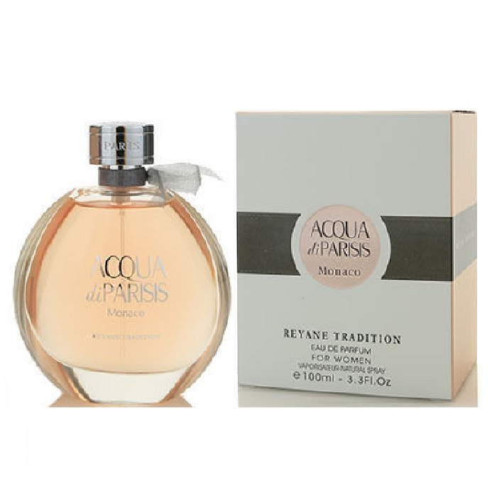 Acqua Di Parisis Monaco Perfume by Reyane Tradition 3.3oz Eau De Parfum spray for women
