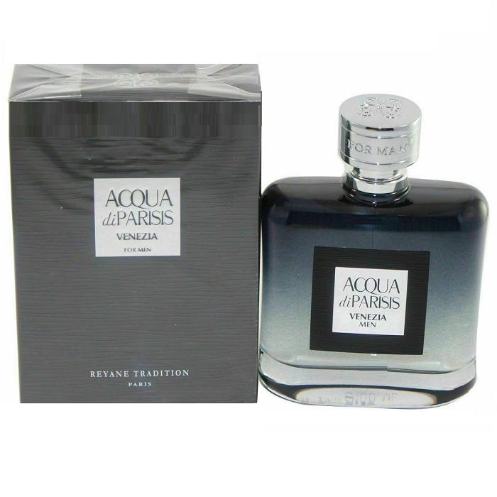 Acqua Di Parisis Venezia Cologne by Reyane Tradition 3.3oz Eau De Toilette Spray for men
