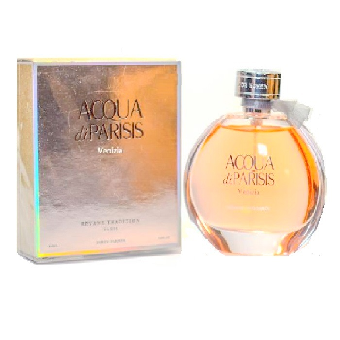 Acqua Di Parisis Venizia Perfume by Reyane Tradition 3.3oz Eau De Parfum spray for women