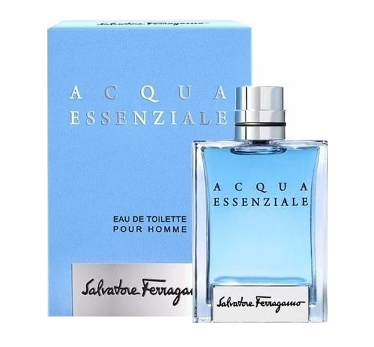 Acqua Essenziale Cologne by Salvatore Ferragamo 3.4oz Eau De Toilette spray for Men