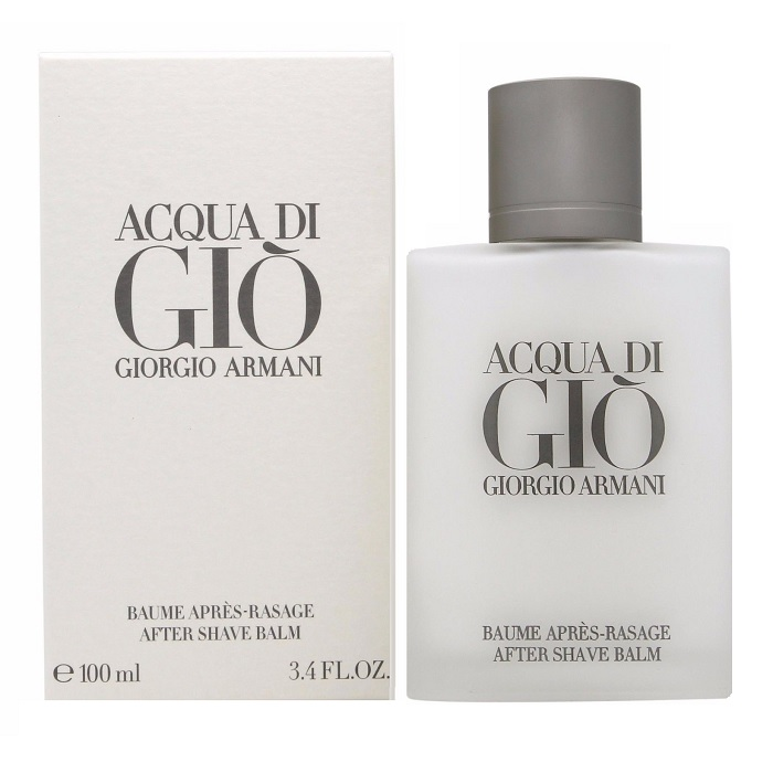 Acqua di Gio After Shave Balm by Giorgio Armani 3.4oz for men