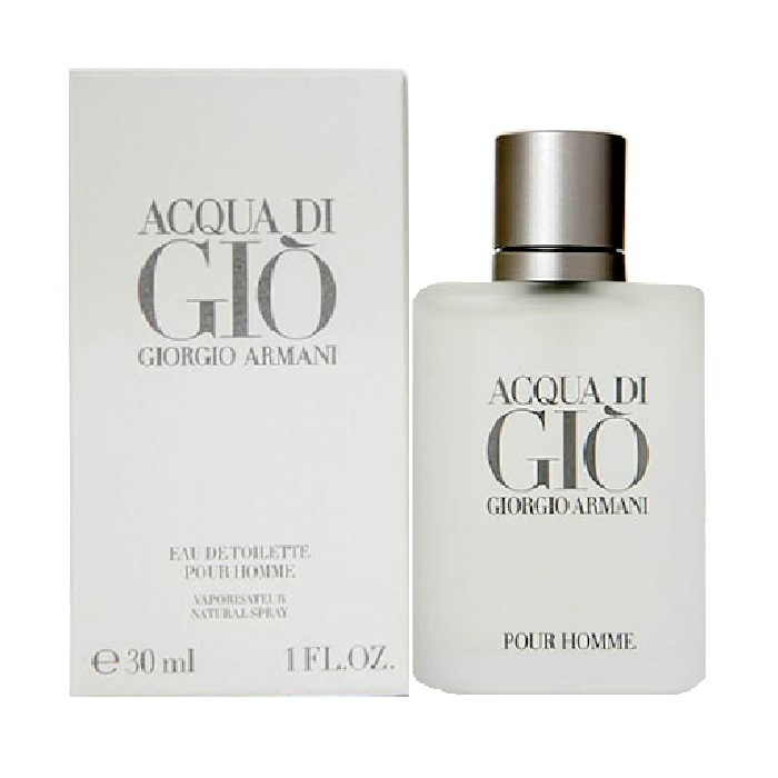 Acqua di Gio Cologne by Giorgio Armani 1.0oz Eau De Toilette spray for men