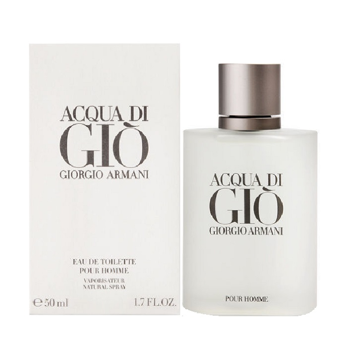 Acqua di Gio Cologne by Giorgio Armani 1.7oz Eau De Toilette spray for men