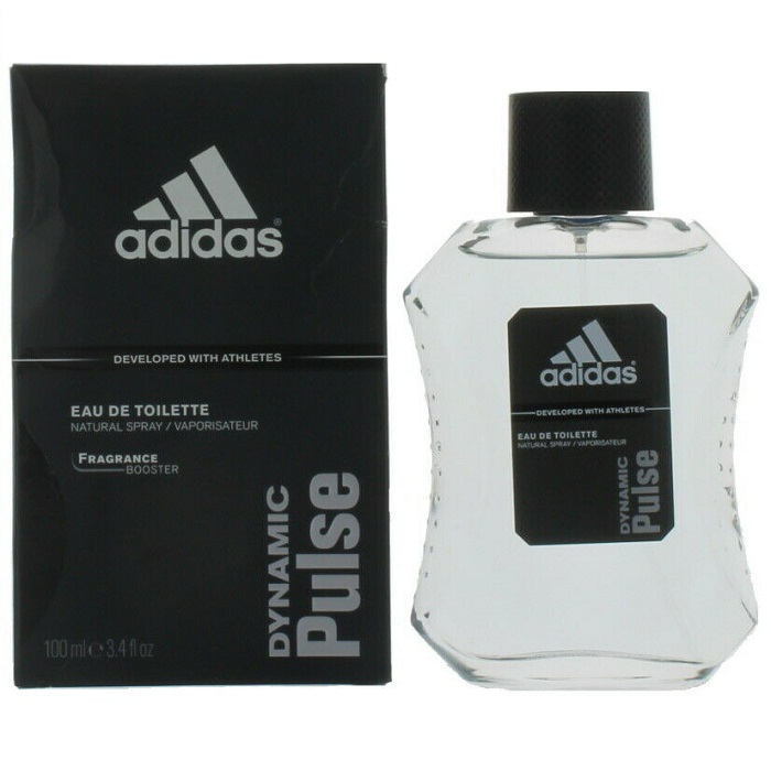 Adidas Dynamic Pulse Cologne by Adidas 3.4oz Eau De Toilette Spray for men